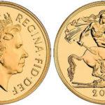 Metti al sicuro i tuoi risparmi! Investi in Sterline d'oro